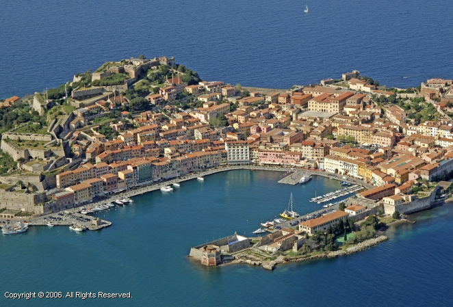 Portoferraio Italy  city pictures gallery : Portoferraio Marina in Tuscany, Italy