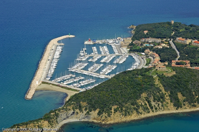 Punta Ala Italy  city photos gallery : Marina di Punta Ala in Tuscany, Italy