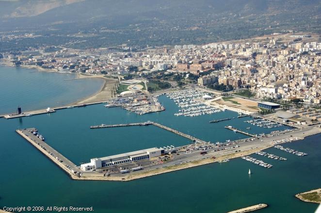 Sant carles de la rapita marina in catalonia spain for Sant carles de la rapita fotos