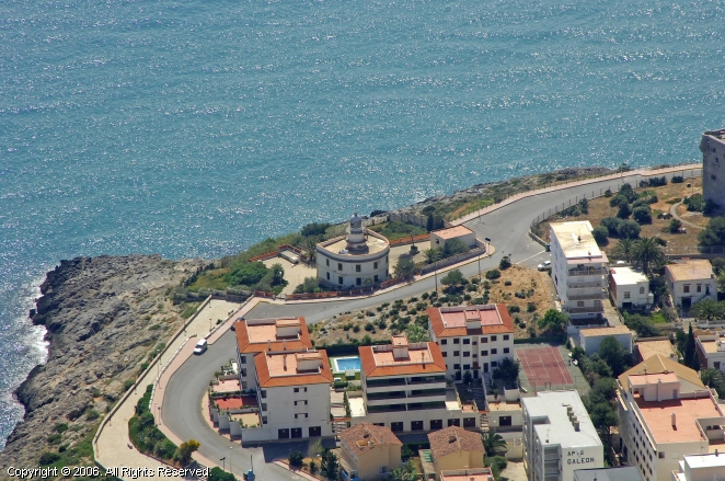 Oropesa Spain  City new picture : Cabo De Oropesa Lighthouse, Oropesa Del Mar, Spain