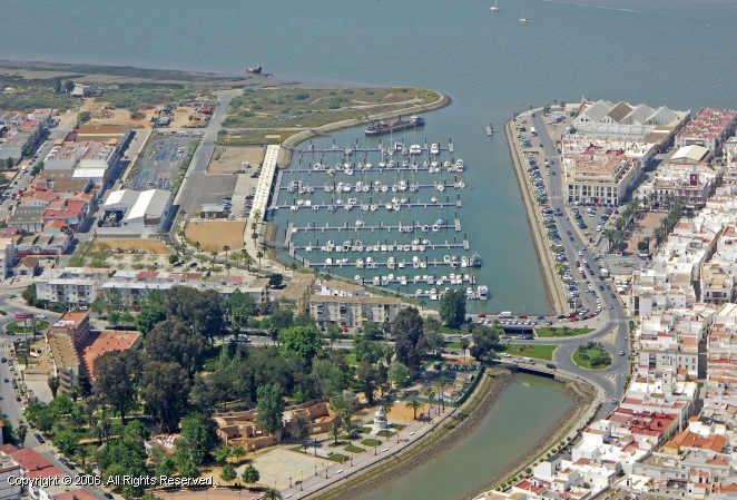 Ayamonte Spain  city pictures gallery : Ayamonte Marina in Andalucia, Spain