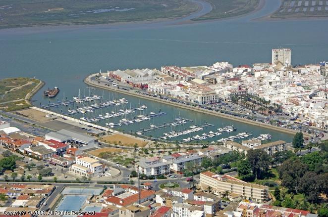 Ayamonte Spain  city photo : Ayamonte Marina in Andalucia, Spain