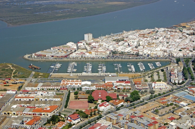 Ayamonte Spain  city photos : Ayamonte Marina in Andalucia, Spain
