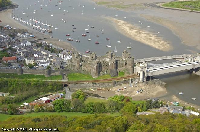 Conwy United Kingdom  city images : Conwy Castle, Conwy, Gwynedd, Wales, United Kingdom
