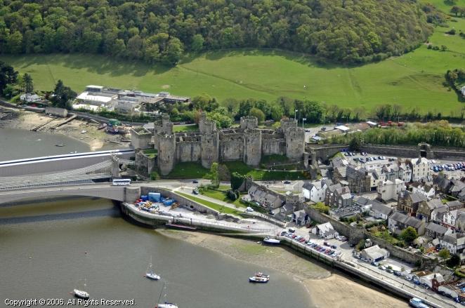 Conwy United Kingdom  City pictures : Conwy Castle, Conwy, Gwynedd, Wales, United Kingdom