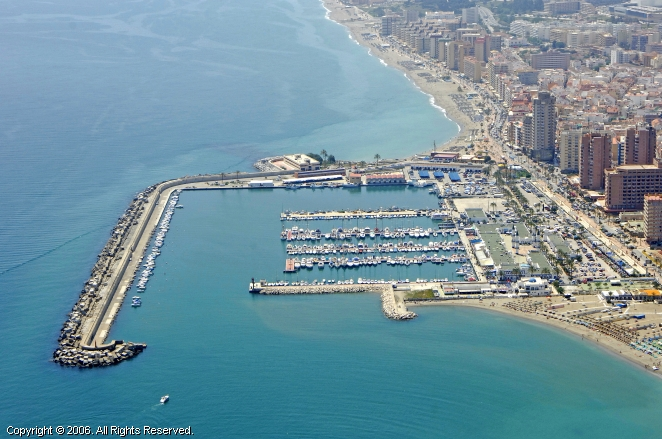Fuengirola Spain  city pictures gallery : Fuengirola Marina, Spain