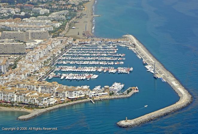 Puerto de jose banus marina in andalucia spain - Puerto rico spain weather ...