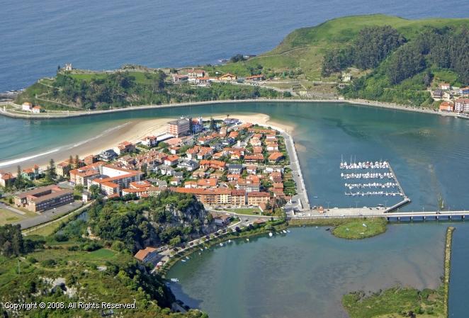 Ribadesella Spain  city photos : Ribadesella Marina in Asturias, Spain