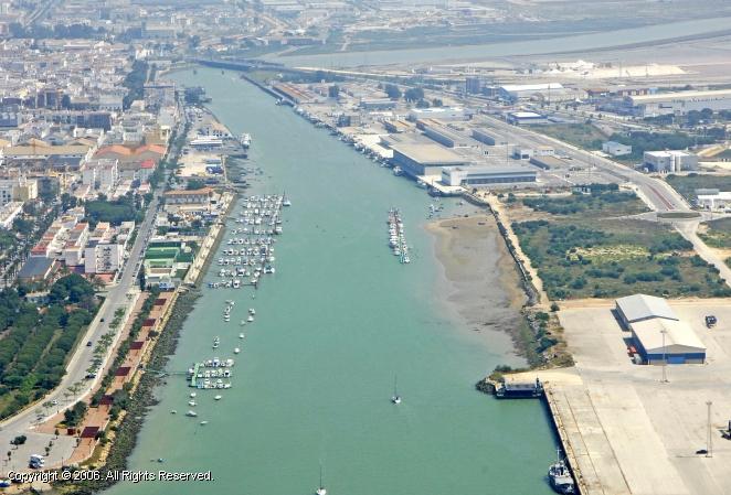 Santa maria marina in andalucia spain - Siroco el puerto de santa maria ...