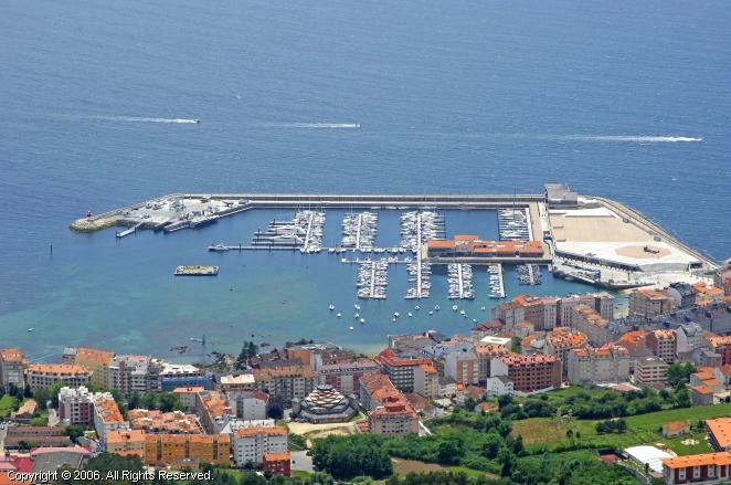 Sanxenxo Spain  city photos gallery : Sanxenxo Marina in Galicia, Spain