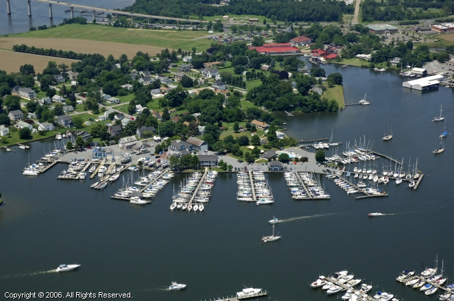Solomons (MD) United States  city pictures gallery : Zahniser's Yachting Center in Solomons, Maryland, United States