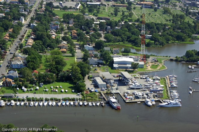 Portsmouth (VA) United States  City new picture : Portsmouth Boating Center in Portsmouth, Virginia, United States
