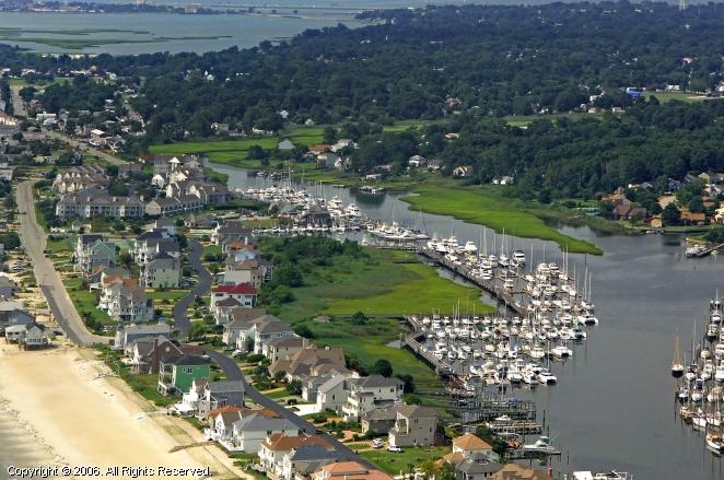 Hampton (VA) United States  city photo : Salt Ponds Marina Resort in Hampton, Virginia, United States
