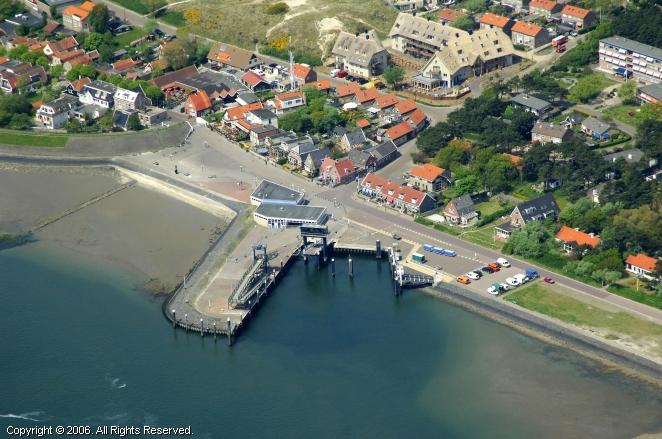 Oost-Vlieland Ferry
