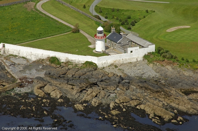 Ballinacourty Light