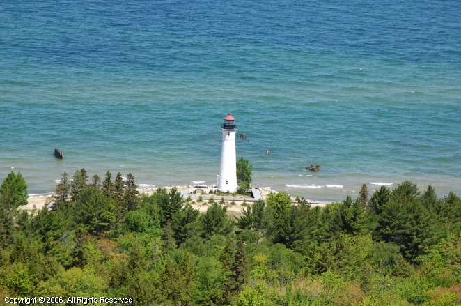 Crisp Point Light