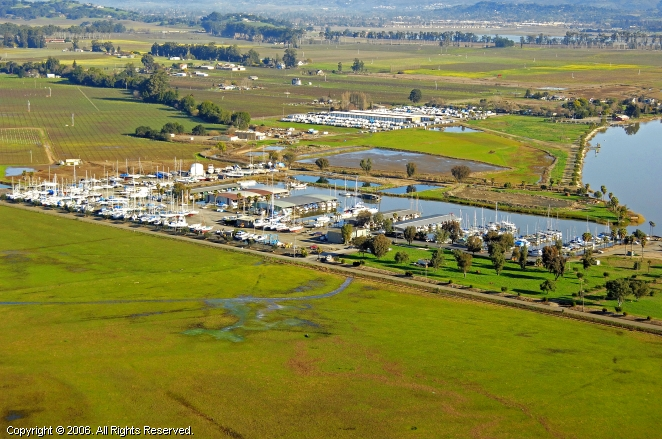 Napa (CA) United States  city pictures gallery : Napa Valley Marina in Napa, California, United States