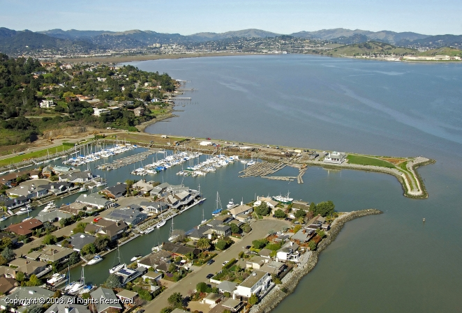 Paradise (CA) United States  City new picture : Paradise Cay Harbor in Tiburon, California, United States