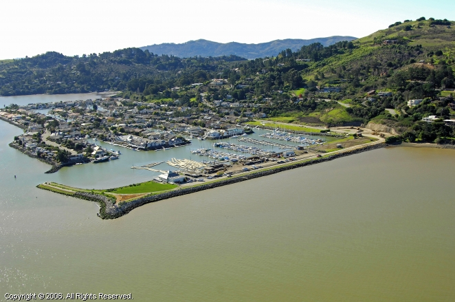 Paradise (CA) United States  city pictures gallery : Paradise Cay Harbor in Tiburon, California, United States