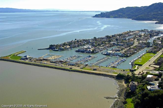 Paradise (CA) United States  city photo : Paradise Cay Harbor in Tiburon, California, United States