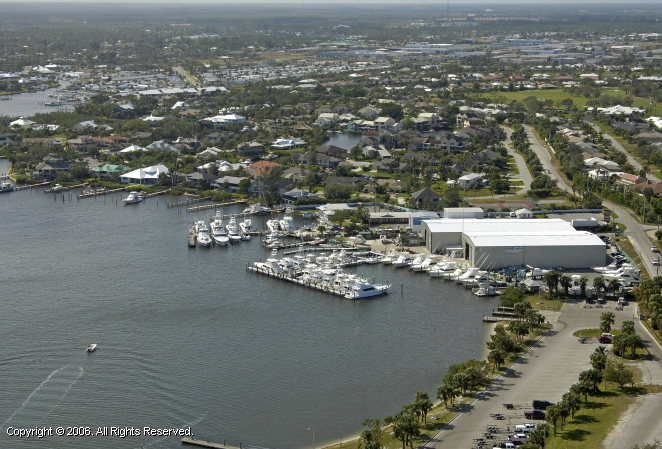 sailfish marina of stuart in stuart florida united states