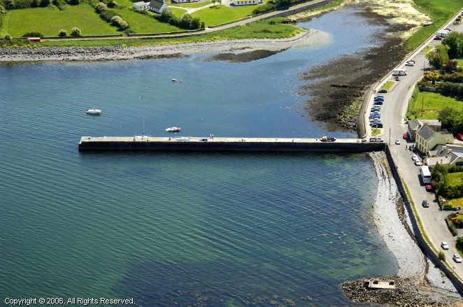 Ballyvaughan Ireland  city pictures gallery : Ballyvaughan Pier, Ireland
