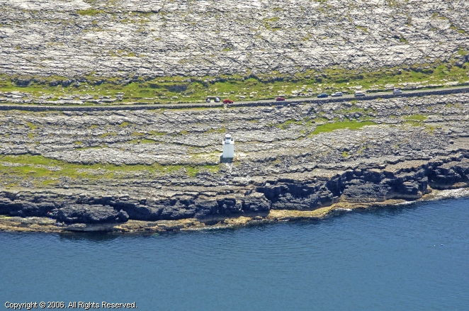 Blackhead Light (Blackhead Co Clare)