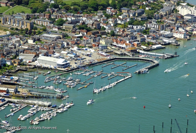Cowes United Kingdom  city photos gallery : Cowes Yacht Haven in Cowes, England, United Kingdom