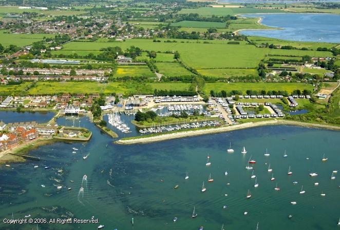 Emsworth United Kingdom  city photos : Emsworth Yacht Harbour in Emsworth, Hampshire, England, United Kingdom