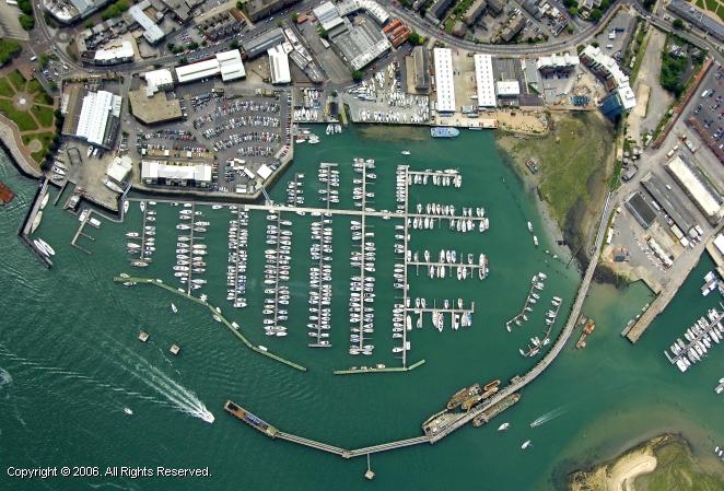 Gosport United Kingdom  city photos gallery : Gosport Marina in Gosport, Hampshire, England, United Kingdom