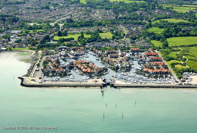 Hythe United Kingdom  City new picture : Hythe Marina Village in Southampton, Hampshire, England, United ...