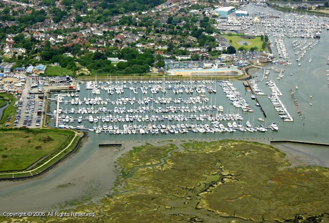 Lymington United Kingdom  city photos : Lymington Yacht Haven in Lymington, Hampshire, England, United Kingdom