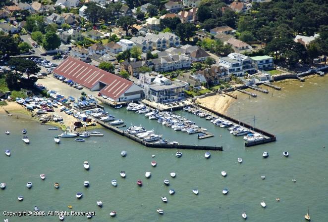 Royal Motor Yacht Club In Poole Dorset England United Kingdom