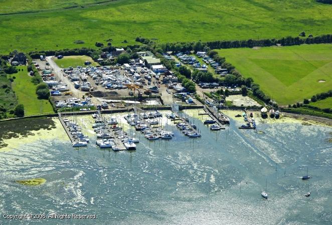 Emsworth United Kingdom  City pictures : Thornham Marina in Prinsted, Nr Emsworth, England, United Kingdom