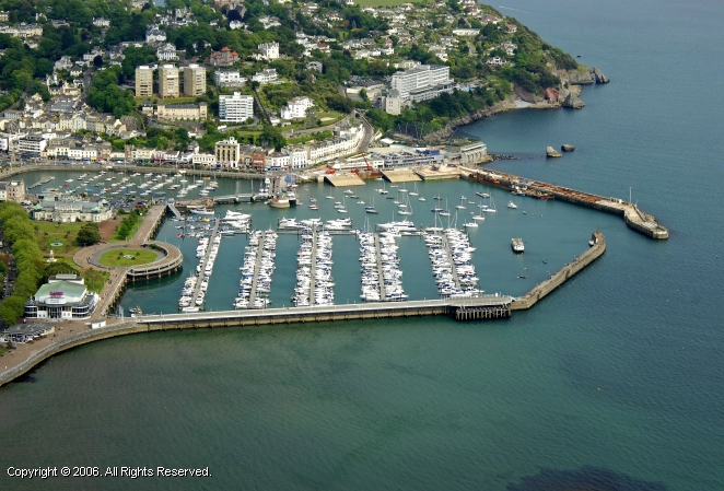 Torquay United Kingdom  city pictures gallery : Torquay Marina in Devon, England, United Kingdom