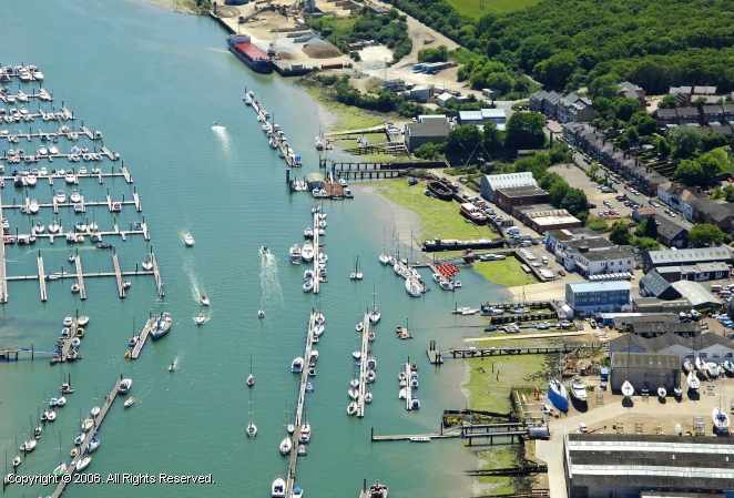 Isle of Wight United Kingdom  city images : United Kingdom Sailing Academy in Isle of Wight, England, United ...