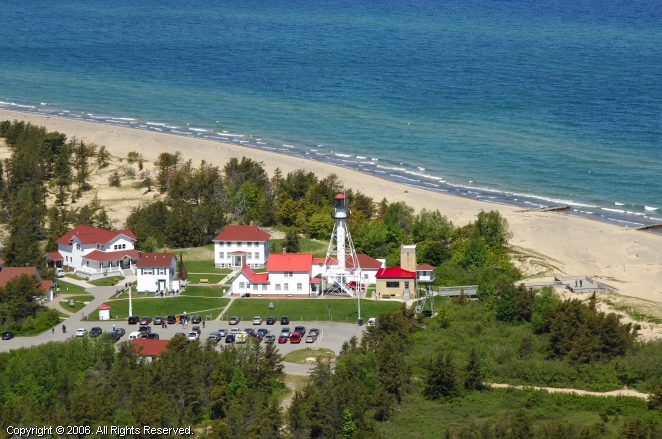 Whitefish point lighthouse paradise michigan united states for White fish point