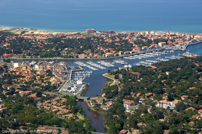 Capbreton France  City new picture : Capbreton Marina, France