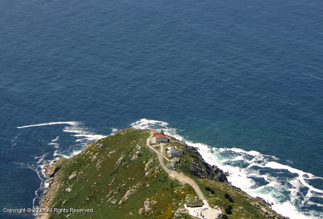 Finisterre Spain  City new picture : Cape Finisterre Light Cape Fisterra Light , Fisterra, Spain