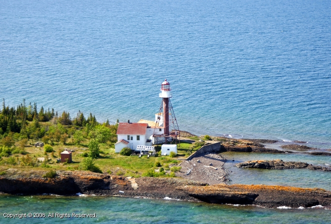 Houghton (MI) United States  city photos : Manitou Lighthouse, Houghton, Michigan, United States