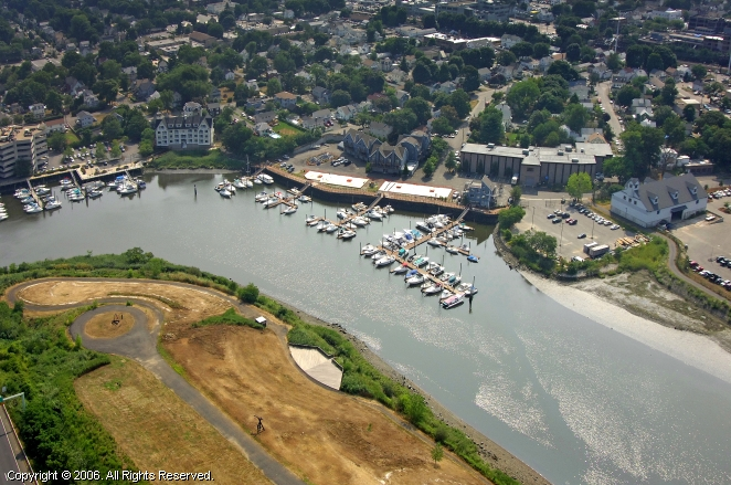 Oyster Bend Marina