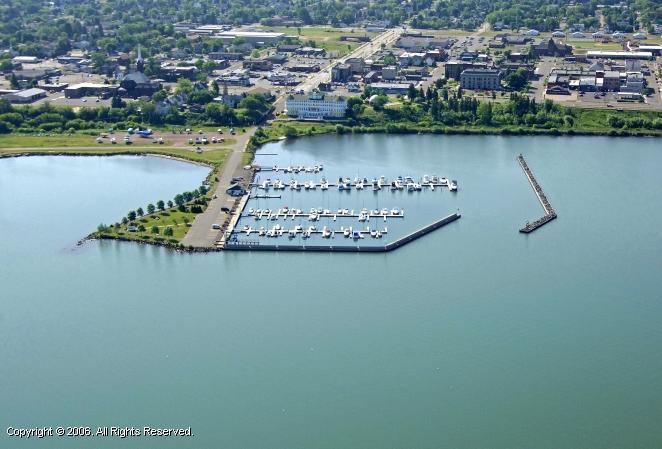 Ashland (WI) United States  city photos gallery : Ashland Marina in Ashland, Wisconsin, United States