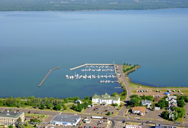 Ashland (WI) United States  city images : Ashland Marina in Ashland, Wisconsin, United States