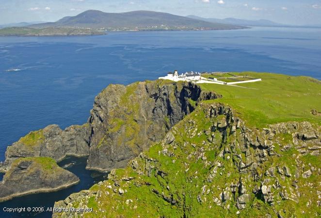 Clare Island Light