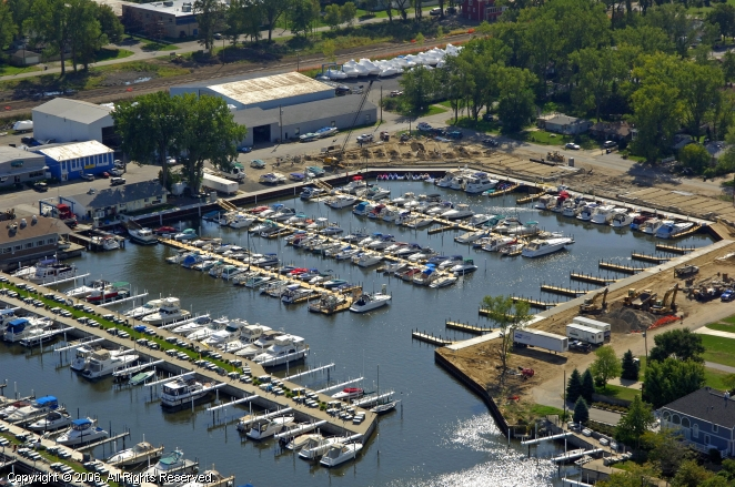 New Buffalo (MI) United States  City new picture : Oselkas Marina in New Buffalo, Michigan, United States