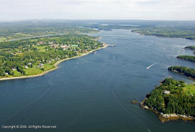 Castine Harbor