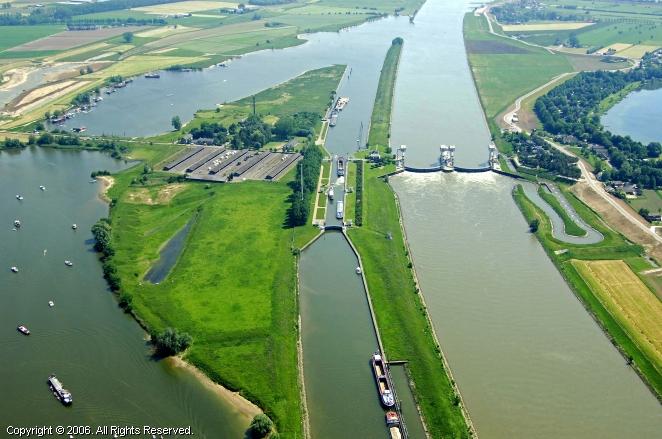 Hagestein Lock, , Netherlands