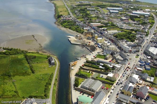 Belmullet Ireland  City new picture : Belmullet Quay, Ireland