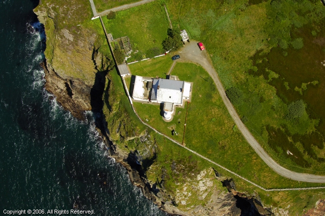 Dunree Head Light