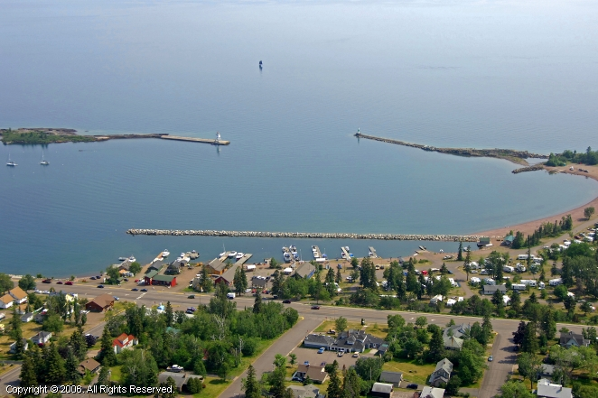 Grand Marais (MN) United States  city pictures gallery : ... Recreation Area Marina in Grand Marais, Minnesota, United States